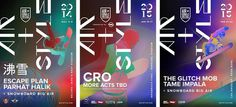 #poster #snowboard #gradients #graphic #typography