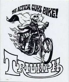 DISIMBA #bike #triumph