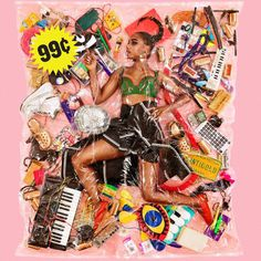 Santigold announces new album, 99¢