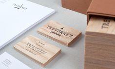 Treverket by Ghost #print #design #graphic