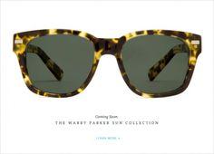 Designer Frames & Eyeglasses Online - $95 Rx Glasses | Warby Parker #design #sunglasses #warby #parker #fashion #typography