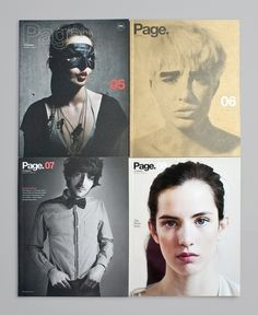 Page. 01 - 10 on the Behance Network