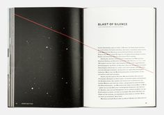Blast of Silence – Rudolf Reiber - Hubert & Fischer | Graphic Design, Art Direction, Visual Communication
