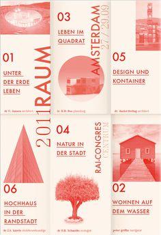 daniel fischbaeck typo/graphic posters #fischbaeck #daniel #raum #poster
