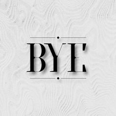 Good Bye Todos on the Behance Network
