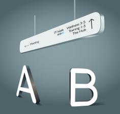 Wayfinding | Signage | Sign | Design | university 澳洲航空校园标识导视系统-01