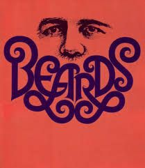 Herb Lubalin Beards poster