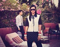 Liu Wen & Imogen Poots by Markus Jans » Creative Photography Blog #fashion #photography #inspiration