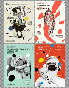 Posters on Behance