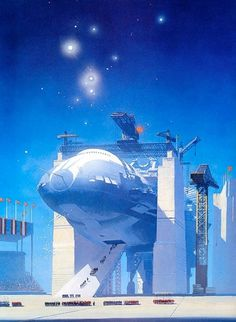 We love the Future - Signalnoise.com #future #illustration #retro