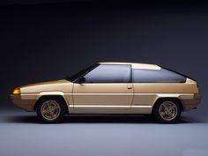 Bertone 10 #retro #industrial #bertone #car #citren