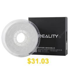 Creality #1.75mm #PLA #Filament #1kg #Spool #for #3D #Printer #- #MILK #WHITE
