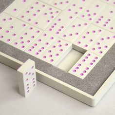 All sizes | Braun domino set | Flickr - Photo Sharing! #modern #braun #mid #century