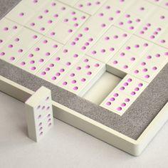 All sizes | Braun domino set | Flickr - Photo Sharing! #modern #braun #mid #century