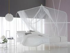 Bedroom Trends: Soft and Sinuous