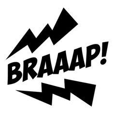 #braaap