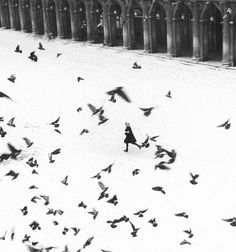Black and White Photography by Gianni Berengo Gardin
