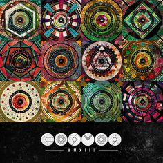 Cosmos MMXIII #calendar #geometry