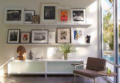 Picture frames, art, decoration