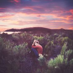 Fine Art Portrait Photography | Paige Nelson Photography - Paige Nelson Photography #ground #hidden #hide #ferns #desert
