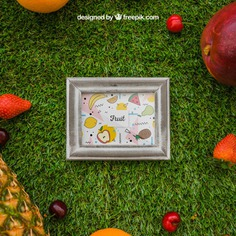 Frame and tropical fruits on grass Free Psd. See more inspiration related to Frame, Mockup, Summer, Template, Photo frame, Grass, Photo, Fruits, Tropical, Holiday, Mock up, Decoration, Healthy, Pineapple, Decorative, Vacation, Templates, Aloha, Up, Season, Composition, Mock, Exotic, Summertime and Seasonal on Freepik.