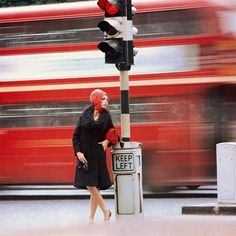 traffic 1960 #inspiration #project #fashion #portrait