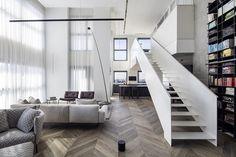 Gavish Apartment by Gali Amit 3