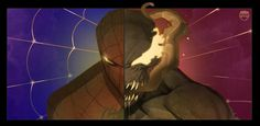 Part Good Part Evil by CoranKizerStone on deviantART #kizer #venom #spidermna