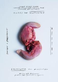 AGDA Sagmeister Tour Poster by End of Work