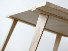 Timber Table - Wonderfully Simple Design
