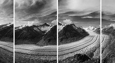 Portraits of Vanishing Glaciers by James Balog #inspiration #photography #nature