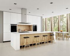 Scandinavian Kitchen Design Ideas & Remodel Pictures | Houzz