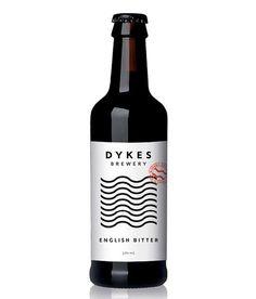 Dykes Brewery Bottle #beer #packaging