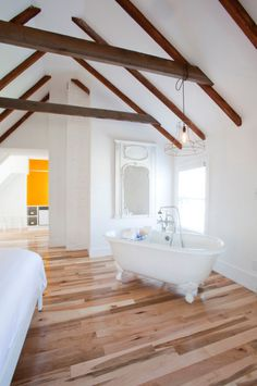 3Loft Bathtub #interior #design #decor #deco #decoration