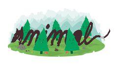 Chris Niemyski #logotype #collaboration #illustration #species #type #animal #typography