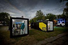Mobile Design Container (Design Silesia) on Behance