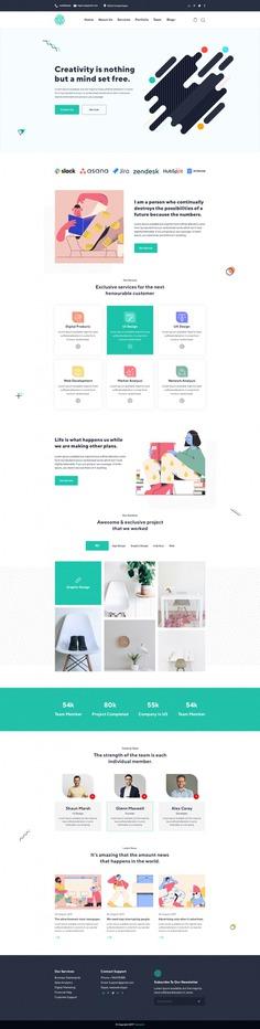 Redency – Creative Agency