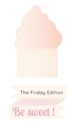 The friday Edition - Gourmandise #illustration #design #graphic