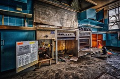 Abandoned Industrial Photography in Melbourne by Alessandro Servadei