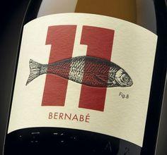 Mateo & Bernabé Bottle #beer #bottle #label #packaging