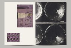 Creative Review Paul Belford Ltd brands Waddesdon Wine #brochure #wine