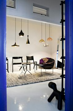 The Design Chaser: Joanna Laajisto #interior #design #decor #pendants #deco #decoration