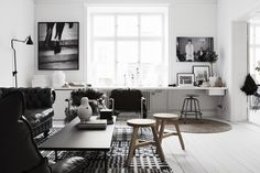 Therese Sennerholt lives here! emmas designblogg #interior design #decoration #decor #deco