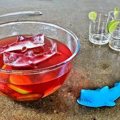 3D Shark Ice Mould