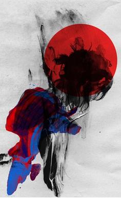 T H E C O N F E S S I O N #roscoflevo #jensanchez #bradfuture #wethemus #art #design #agency #webdesign #branding #embrey #zuccamodels #multimedia #collage #paint