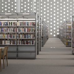 Dezeen » Blog Archive » Kanazawa Umimirai Library by Coelacanth K&H Architects