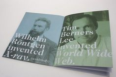 Publication Design on the Behance Network #print #typography