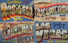 img1007.jpg (3275×2080) #travel #postcards #vintage