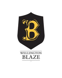 Cricket Wellington on Branding Served #logo #shield #women #crest