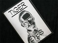 Folch Studio - Tiger Magazine #0